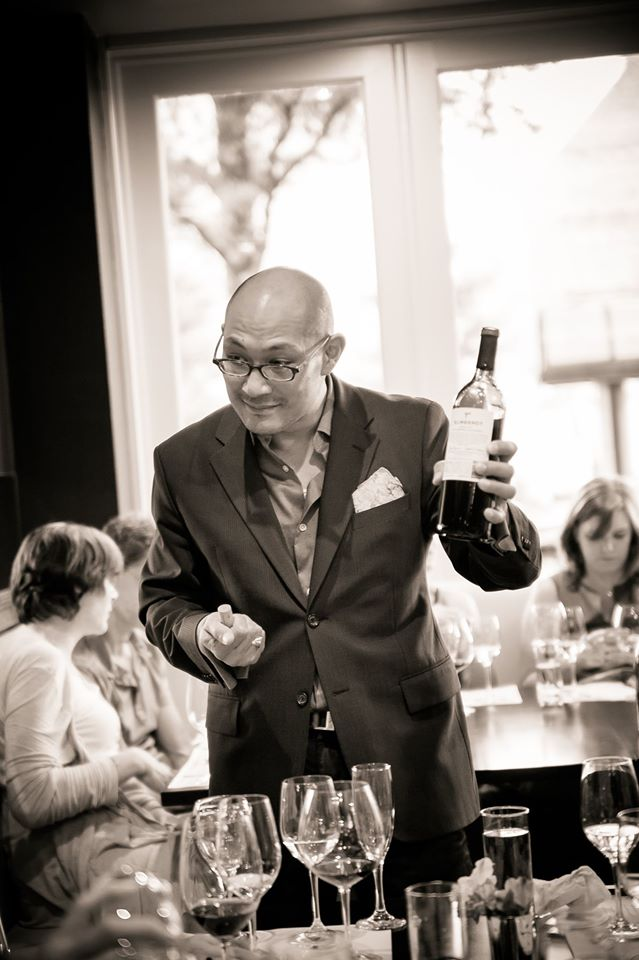 Assorted Table Welcomes: Winemaker Andrew Murray
