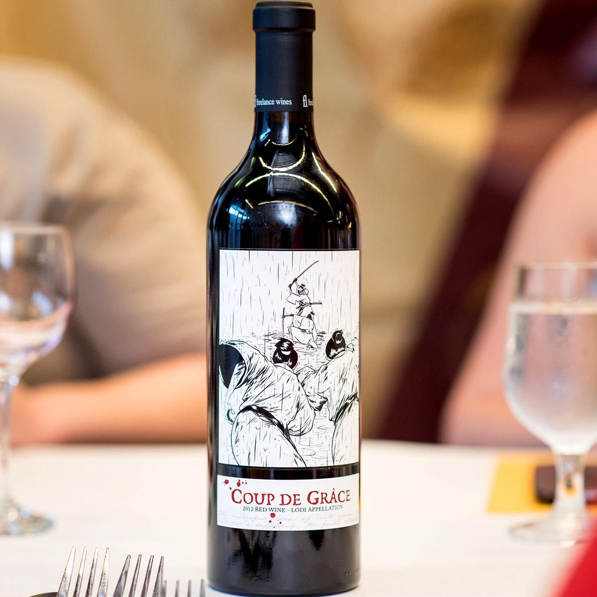 Wine food comics wine tasting june 16 assorted table for Table 52 wine list