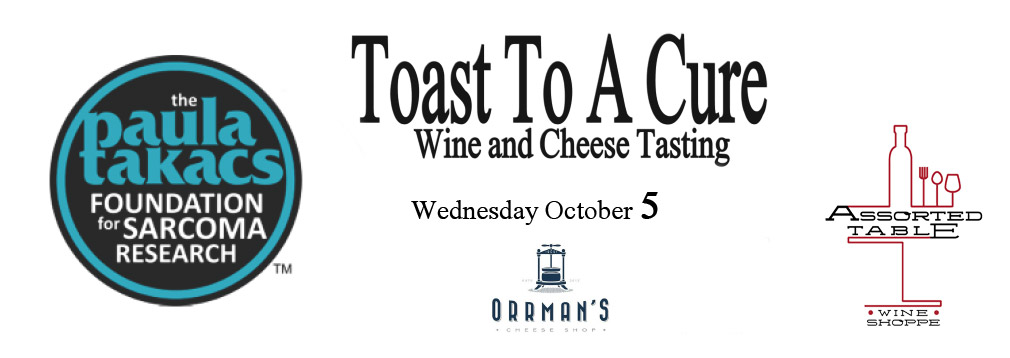 Toast to a Cure – October 5