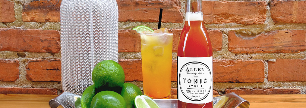 Using Alley Twenty-Six Tonic in Wine / Beer / Cider Cocktails – March 22